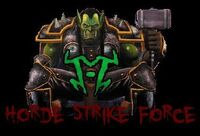 Horde Strike Force