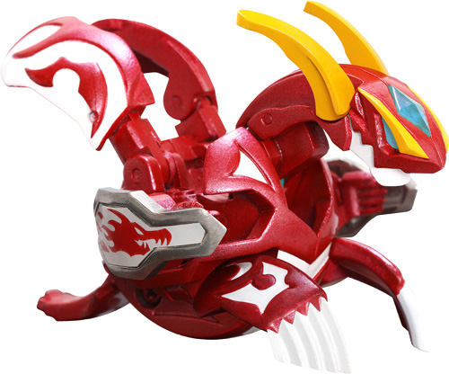 Bk1 b Only In Japan   the Bakugan BakuTech Series