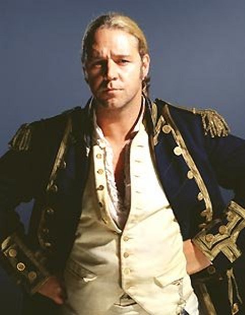 Captain Jack Aubrey - MS Elegante Wiki