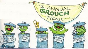 Grouch race