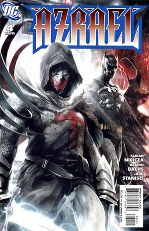 Cover for Azrael #1