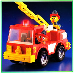 Shakingfiretruck