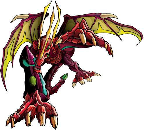 Quake Dragonoid jpgMeta Dragonoid
