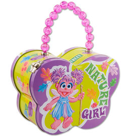 Abby nature girl tin purse