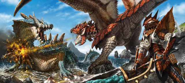 monster hunter wallpapers. Featured on:Wallpapers