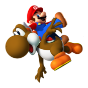 MarioDigYoshi
