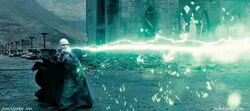 DH - Voldemort VS. Harry Final Duel 01