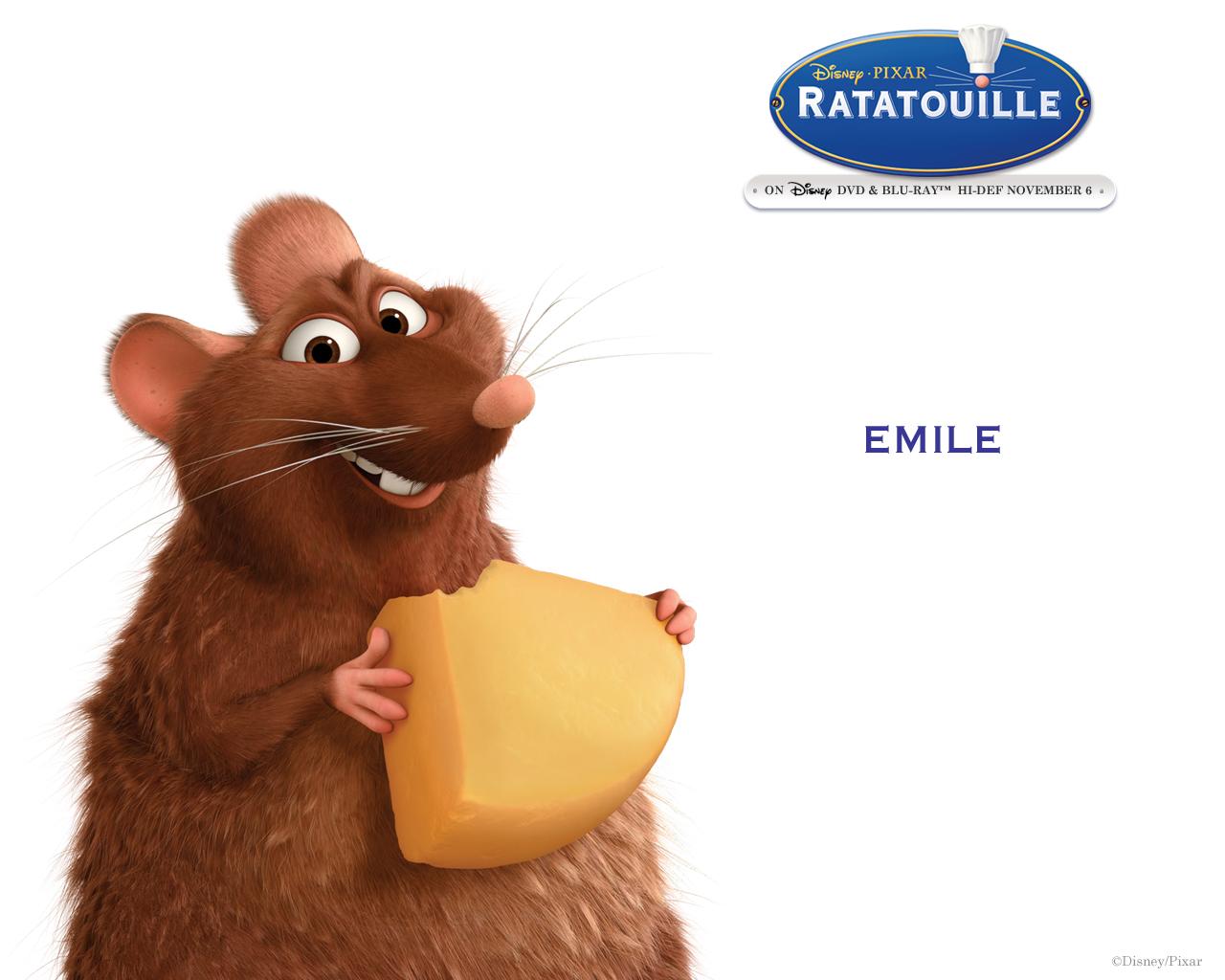 Emile - Pixar Wiki - Disney Pixar Animation Studios