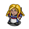 Miss Swiss Gnome-icon