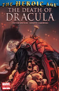 Death of Dracula Vol 1 1