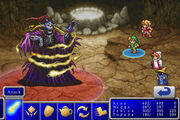 FF1 iOS battle