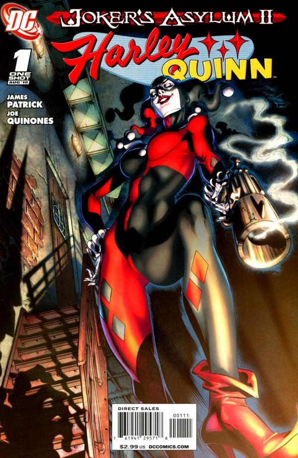 Jokers Asylum Harley Quinn 1 Harley Quinn: A Retrospective