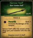 Harrow-staff