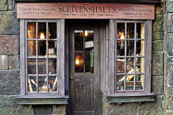 Scrivenshaft&#39;s