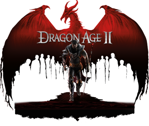 Dragon Age II Logo