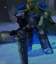 Arthas claims frostmourne