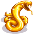 GoldMenagerie GoldenSnake-icon