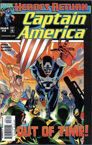 Captain America Vol 3 3