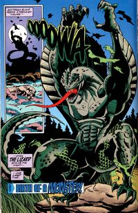 Spider-Man Super Special Vol 1 1 page 57 Lizard (Creature) (Earth-616)