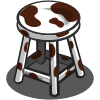 Cowprint Stool-icon