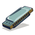 PirateInstruments Harmonica-icon