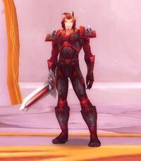 Firewing Bloodwarder
