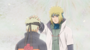 Minato &amp; Naruto