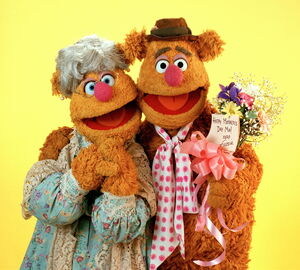 Fozzie&amp; mom