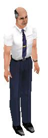 Jeff Pleasant (The Sims)