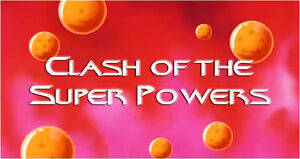 Clash of the super powers