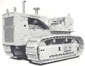 International TD-30 1962