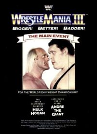 WrestleManiaIII