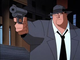 Harvey Bullock (DCAU)