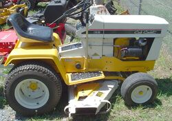 International Cub Cadet 128 1975
