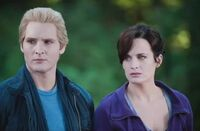 Carlisle and Esme!