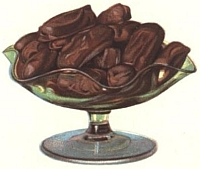Chocolate nougatines