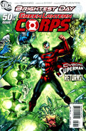 Green Lantern Corps Vol 2 50