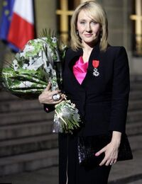 Rowling frenchlegionofhonour