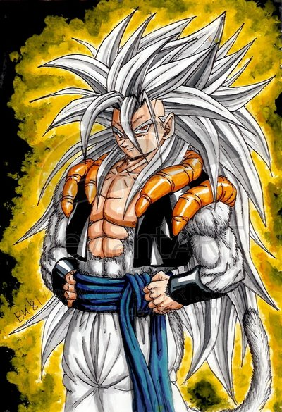 Dragon Ball Z Super Saiyan