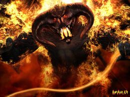 Morgoth's Balrog