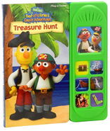 Bert and Ernie&#39;s Great Adventures: Treasure Hunt