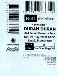 Ticket 26 july 2008 200