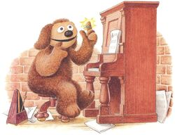 Forgetful rowlf