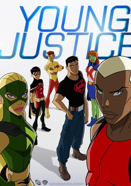 Young Justice (TV Series) - DC Comics Database