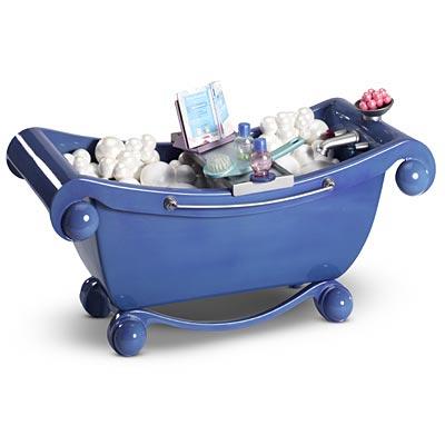 Ultimate bubble bath set american girl wiki for Bath ultimate