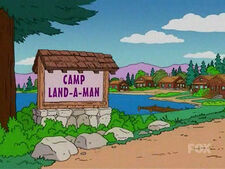 Camp Land-A-Man
