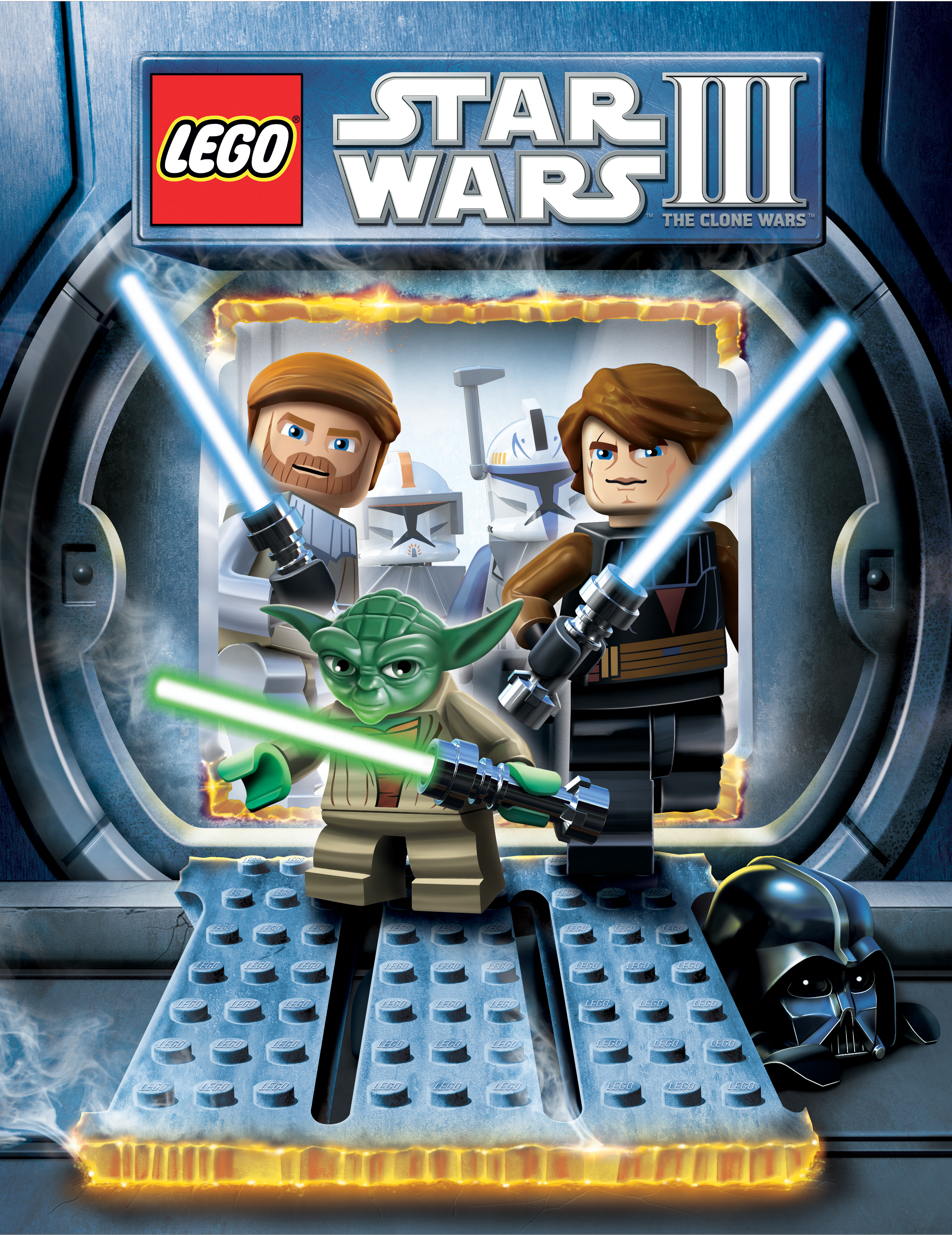 LEGO Star Wars III: The Clone Wars - Star Wars Wiki