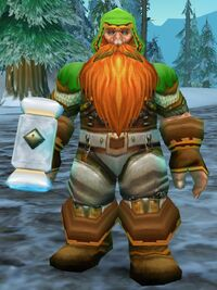 Dun Morogh Mountaineer