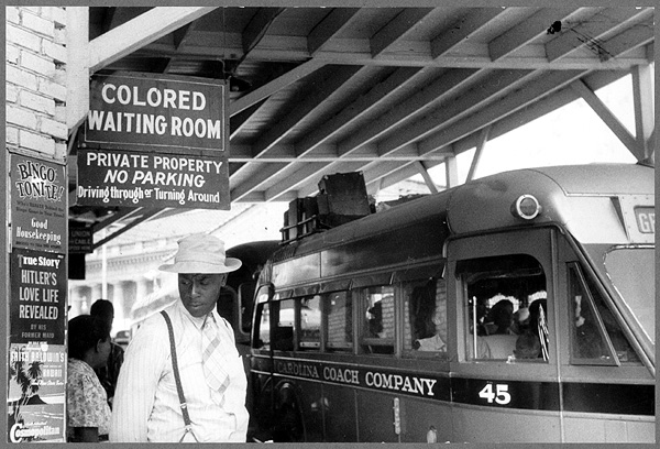 Jim Crow in Durham NC 1940