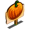 Super Pumpkins Mastery Sign-icon